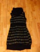 Dzianinowa sukienka M...