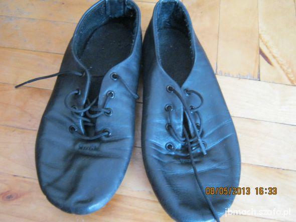 Baletki skórzane rozmiar 36 i pół
