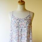 Sukienka Long Kwiaty H&M Logg XL 42 Kwiatki Długa