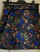 Spódniczka mini w kwiaty Top Shop 32...