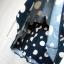 Zara nowe szorty spódnicospodenki groszki grochy