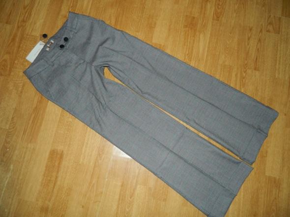 Top Secret eleganckie spodnie KRATA roz 38