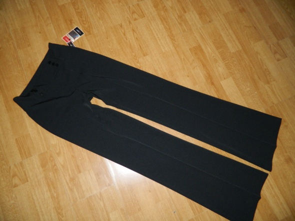 JJOXS eleganckie spodnie na kant roz 36