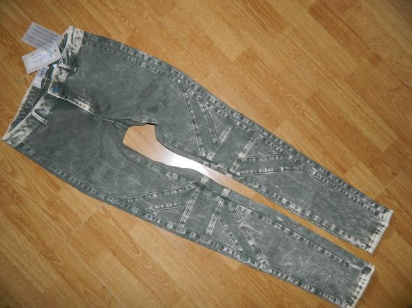 Object efektowne spodnie roz 38