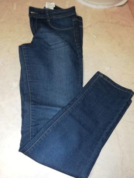 Spodnie jeansowe Camaien