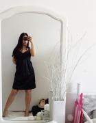 Czarna sukienka Cubus...