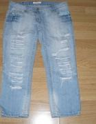 Rybaczki jeansowe...