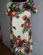 Sukienka kwiaty...