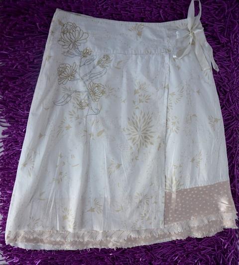 spódnica bawełniana