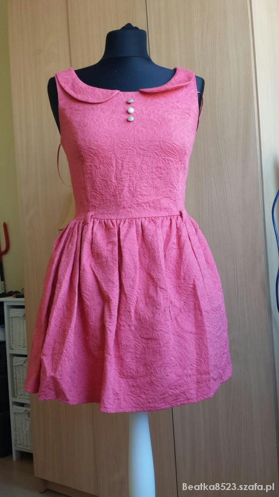 Cukierkowa sukienka