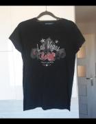 Ralph Lauren koszulka tshirt z nadrukiem Las Vegas...
