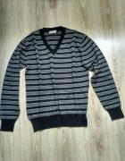 sweter w paski 38 angelo litrico...