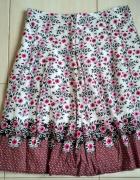 folk spódnica w kwiaty 38...