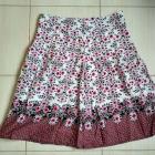 folk spódnica w kwiaty 38