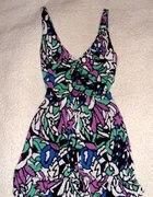 Sukienka we wzory New Look