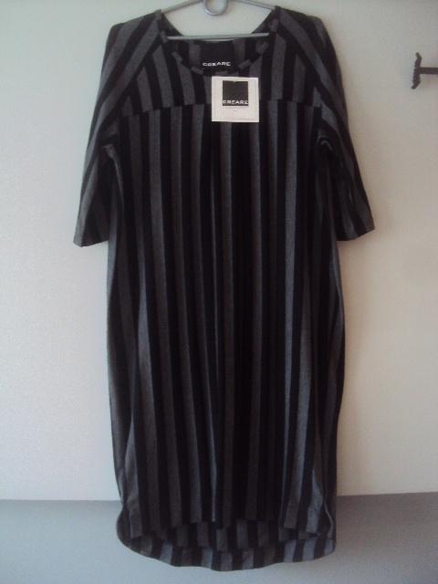 nowa dzianinoowa sukienka tuba...