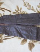 Fajne Spodnie ocieplane na około 122