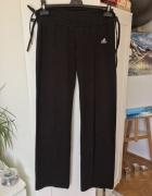 Czarne spodnie fitness Adidas rozm L...