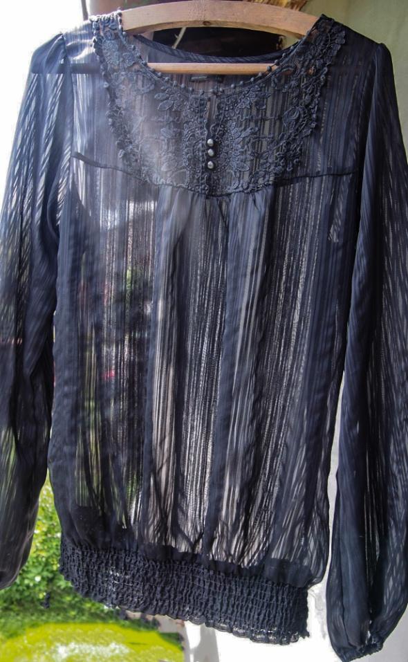 Bluzka gotycka mgiełka...