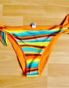 dwustronne nowe majtki kąpielowe UK 20
