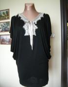 piękna sukienka tunika roz 38 40