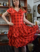 Sukienka retro...