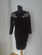 Mohito dzianinowa ciepła sukienka rozmiar M L stan idealny...