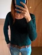 Krótki sweterek H&M...