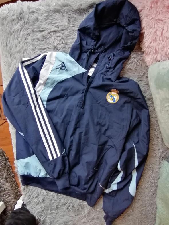 Bluza kurtka Real Madryt Adidas...