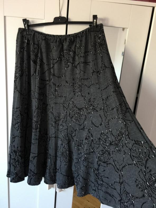 Spódnice Grafitowa spódniczka Per Una rozm 42