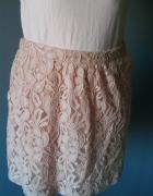 Reserved spódnica pudrowy róż XS