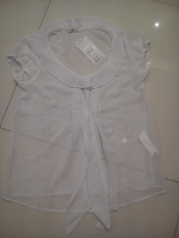 Bluzki NOWA koszula biała OODJI rozm 38