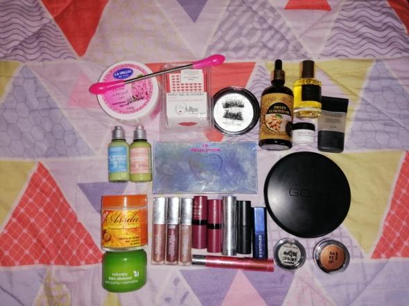 Zestaw kosmetyków MEGA