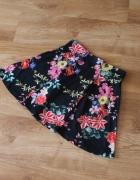 Spódnica kwiaty NOWA S 36 CA...