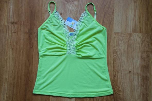 Bluzka zielona NOWA r M 38