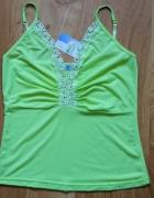 Bluzka zielona NOWA r M 38...