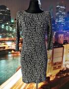 topshop sukienka mini panterka mieniąca się hit 38 M...