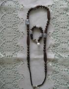 Naszyjnik N00910007 i bransoleta