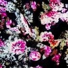 spódniczka S M floral 36 guziczki new look 10