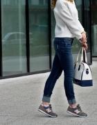 Spodnie Cubus 27 Skinny Low Waist