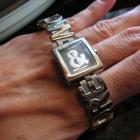 Stalowy damski zegarek More More