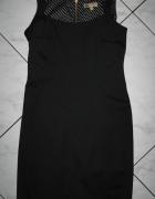 NEXT by Geri czarna sexi sukienka roz 34...