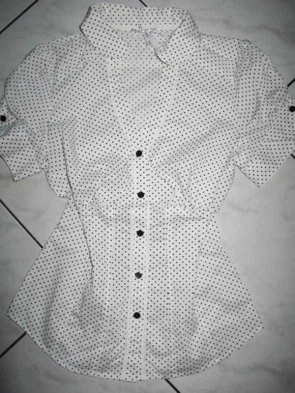 NEXT koszula damska w groszki roz 36...
