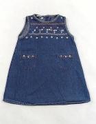 Baby Cluba sukienka tunika dzinsowa dziewczeca 2 latka 92 cm...