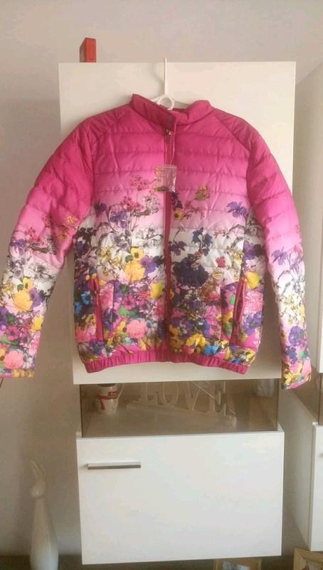 Odzież wierzchnia wiosenna kurtka