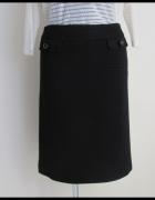 Czarna spódnica biurowa Marks&Spencer 40 L...