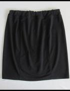DIVERSE czarna spódnica 40 L na gumce...