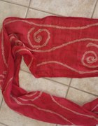 apaszka czerwona