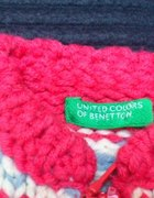 Prawie nowy sweterek United colors of Benetton...