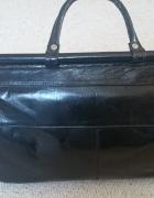 Nowa skórzana torebka